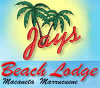 Jays Beach Lodge for Accommodation in Macaneta