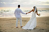 In Ponta do Ouro we have the most beautiful beach Weddings in the world,