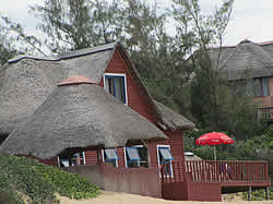 Nascer do Sol Self-catering chalets in Mozambique
