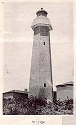 Sangage Lighthouse Mozambique