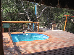Sera Lodge is a holiday resort  in Mozambique
