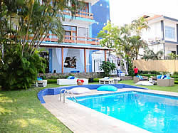 Figtree Guest Hosue Bed and Breakfast in Maputo!